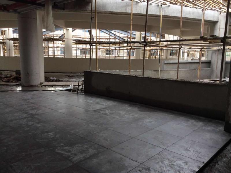 昆山硅湖学院新校区-三环装饰